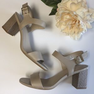 Calvin Klein dress sandals Carini size 7.5